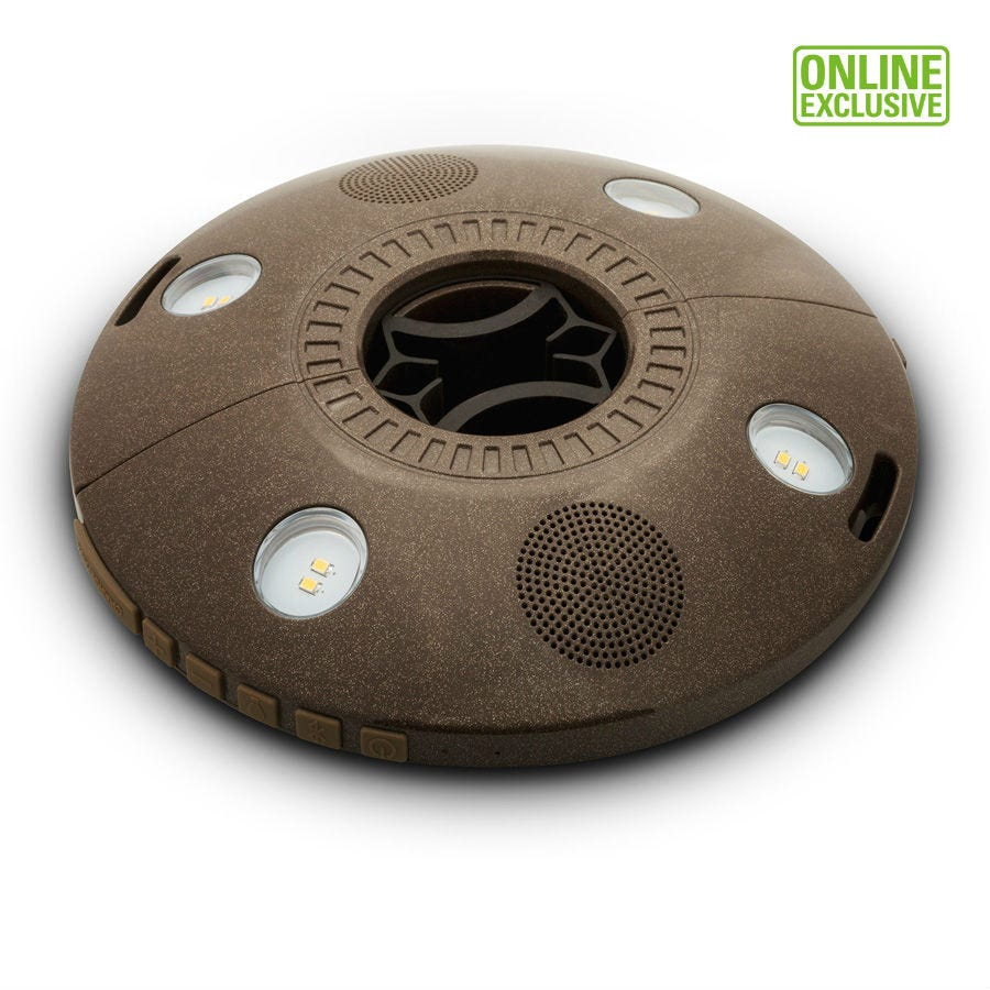 Image of Ion Patio Mate Parasol Light with Bluetooth Speaker