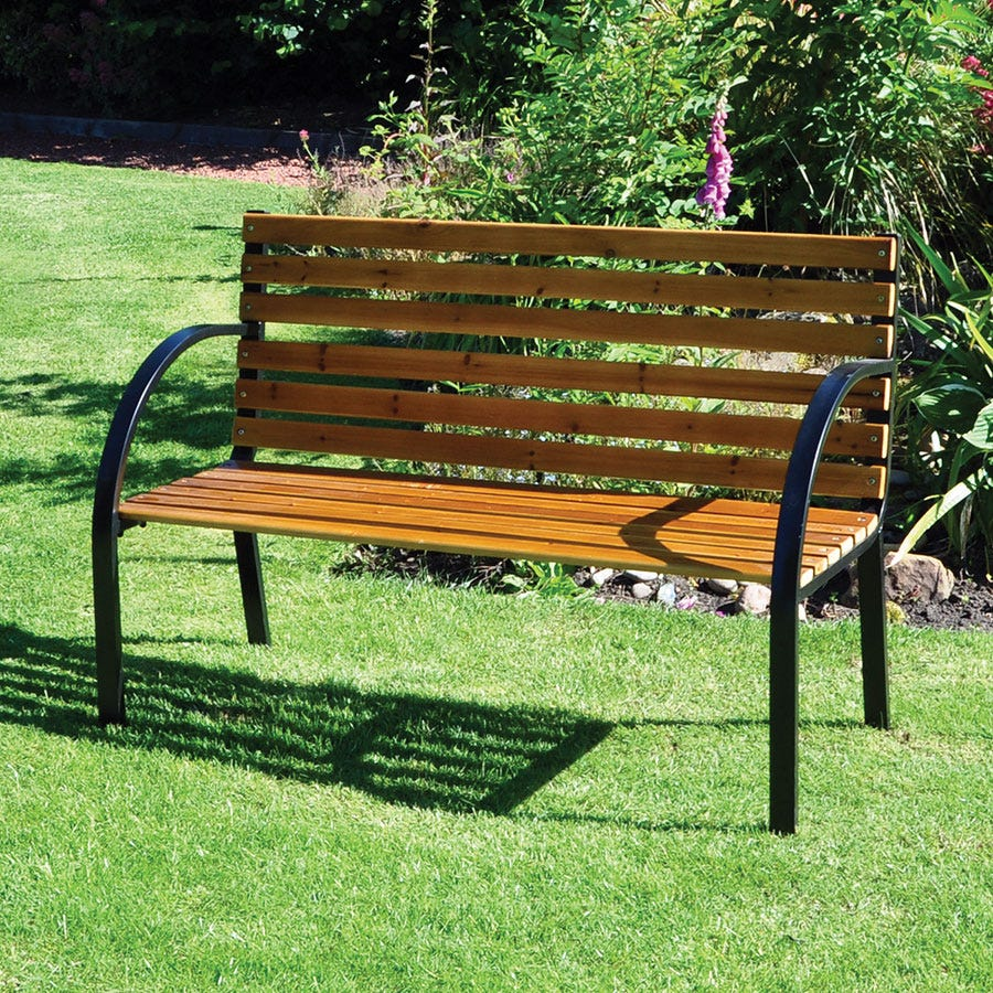 Norwegian 2-Seater Garden Bench