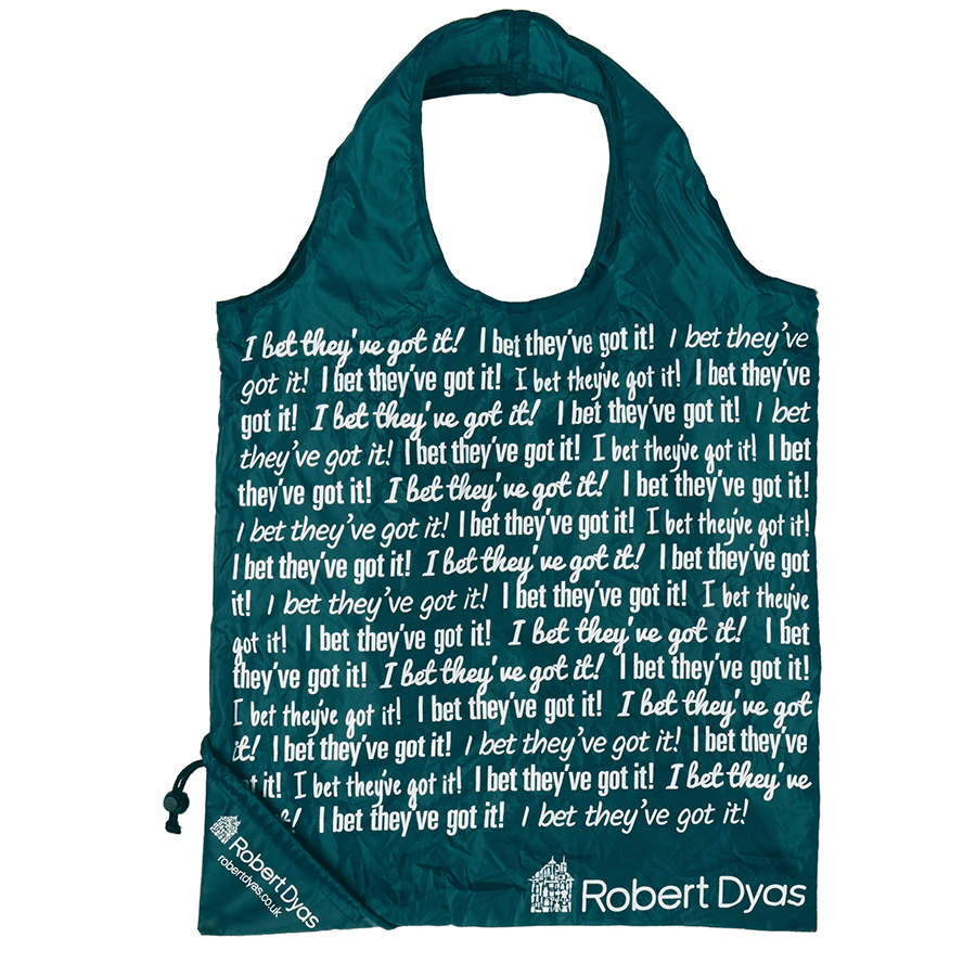Compare cheap offers & prices of Robert Dyas Folding Shopping Bag manufactured by Robert Dyas