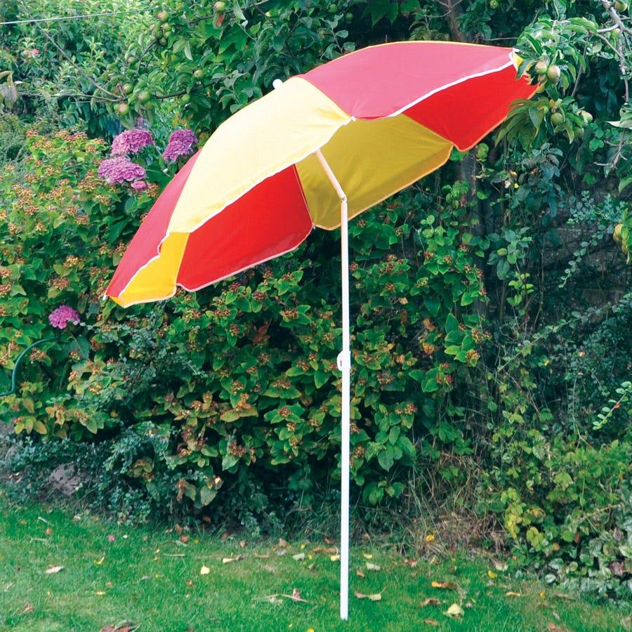 1.5m Tilting Beach Parasol
