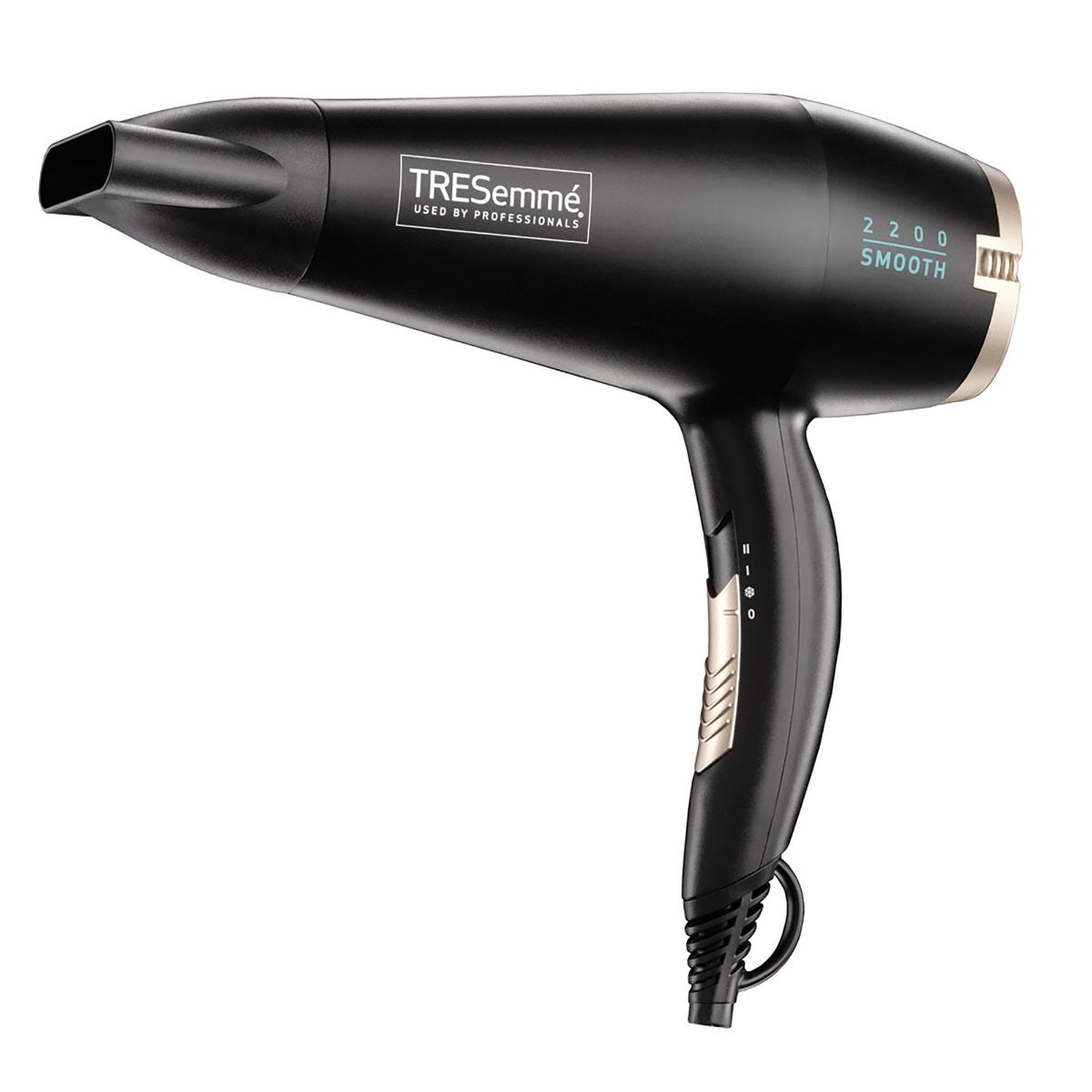 Tresemme TR5540 2200W Dc Salon Professional Power Hairdryer - Black