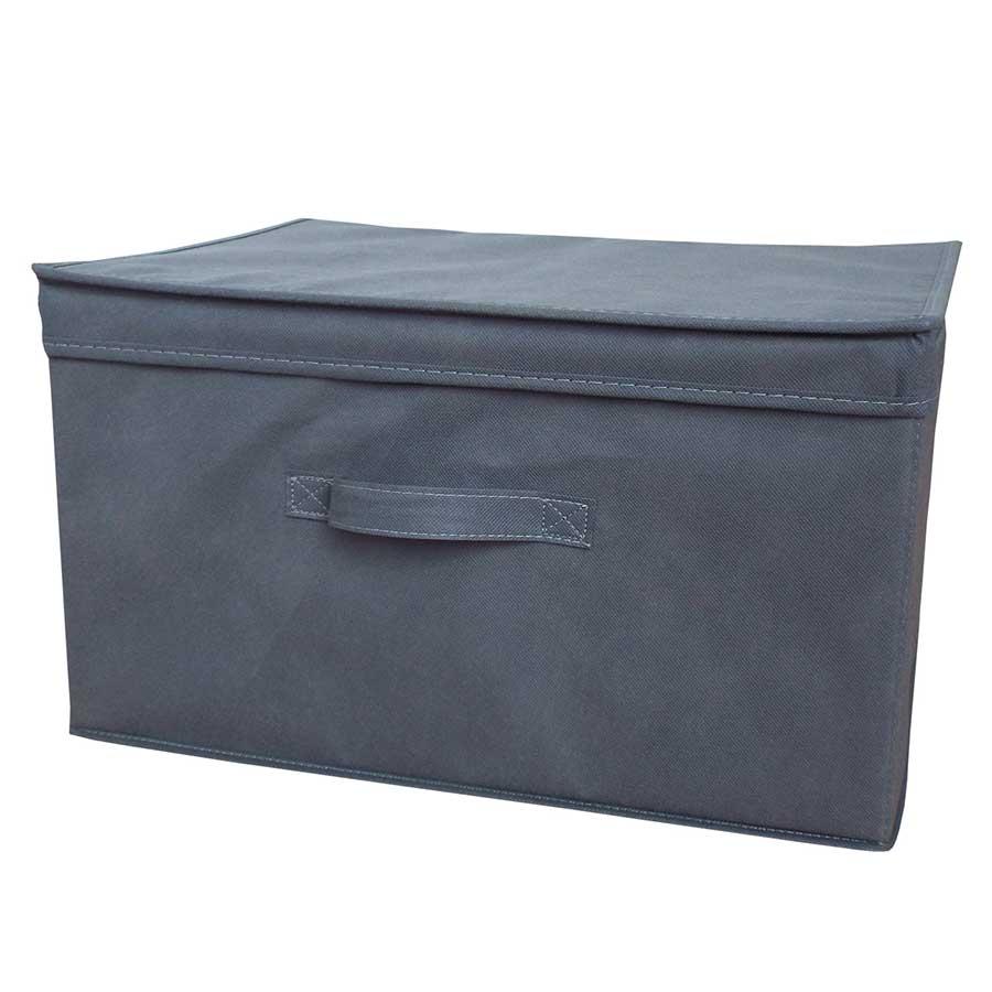Image of Medium Foldable Storage Box with Lid