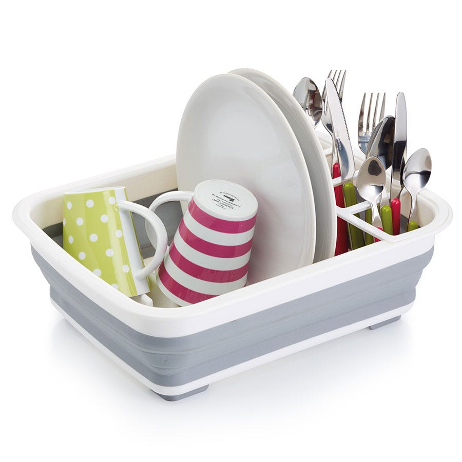 Image of Kitchen Craft Collapsible Dish Drainer