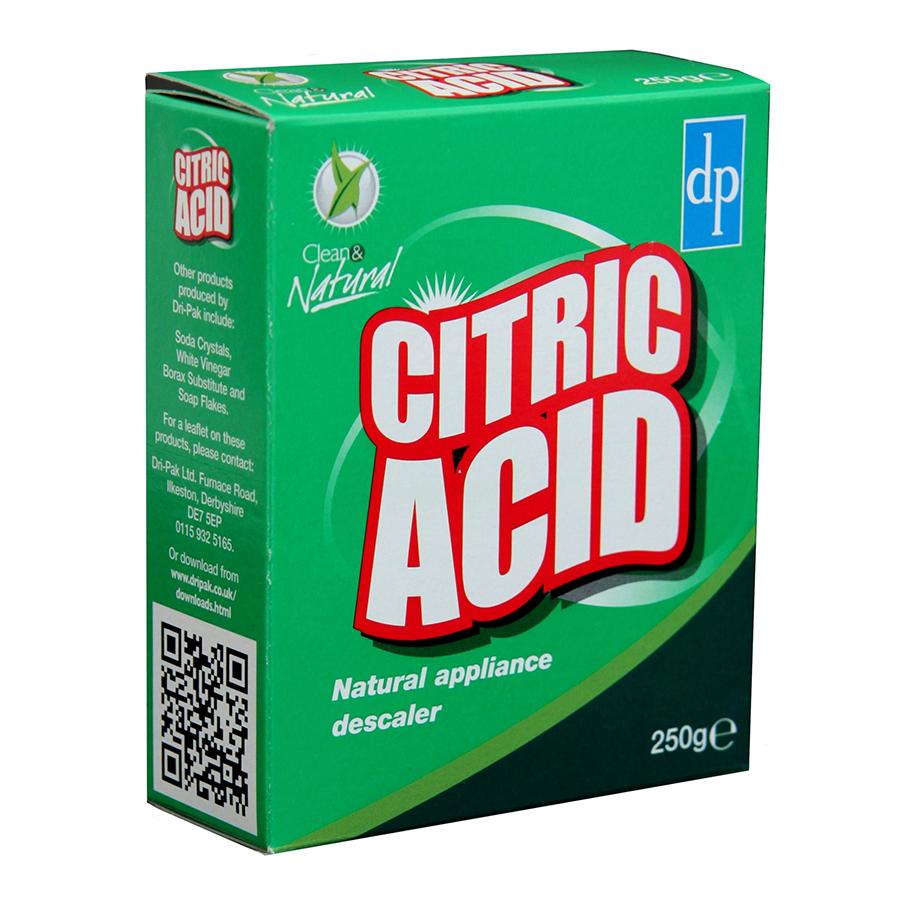 Compare prices for Dri-Pak Citric Acid Powder - 250g