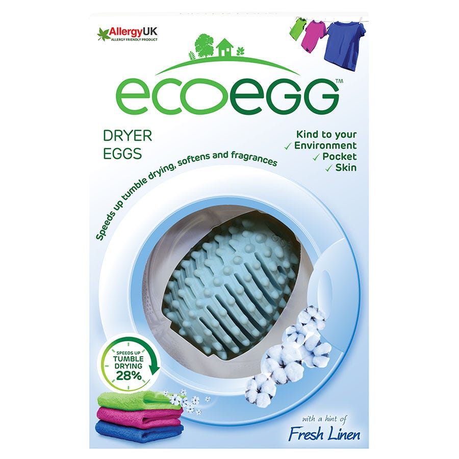 Compare prices for Ecoegg Soft Cotton Dryer Egg