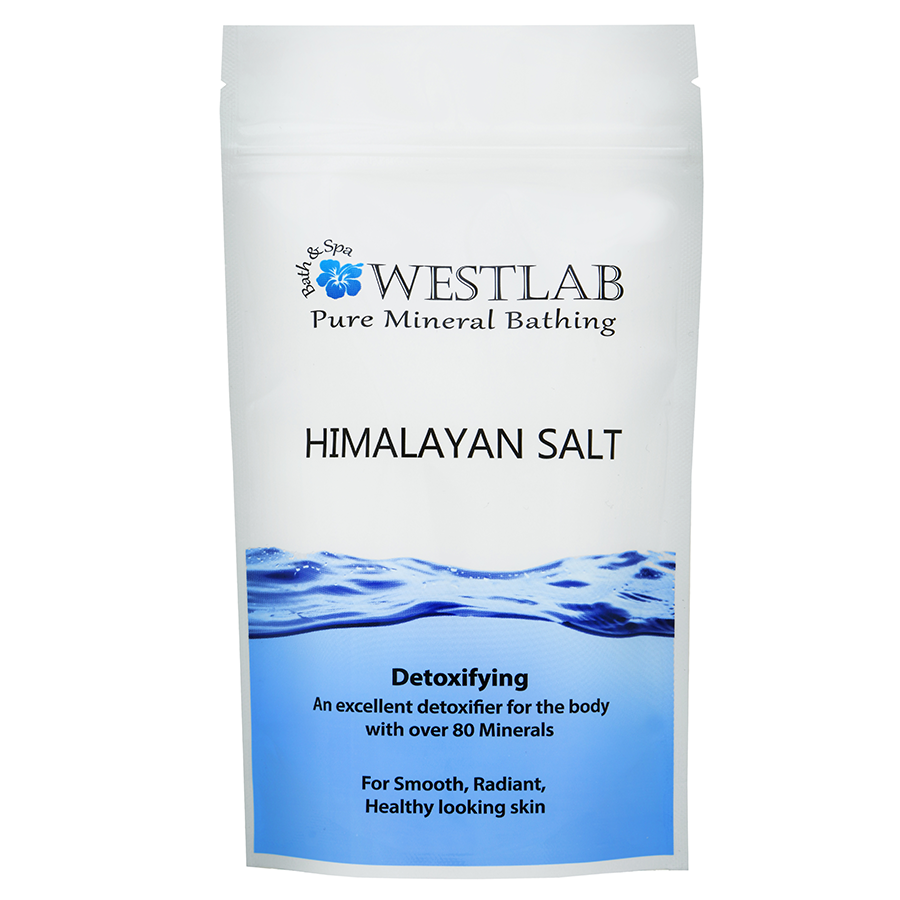 Compare prices for Westlab Himalayan Bath Salts - 1kg Resealable Bag