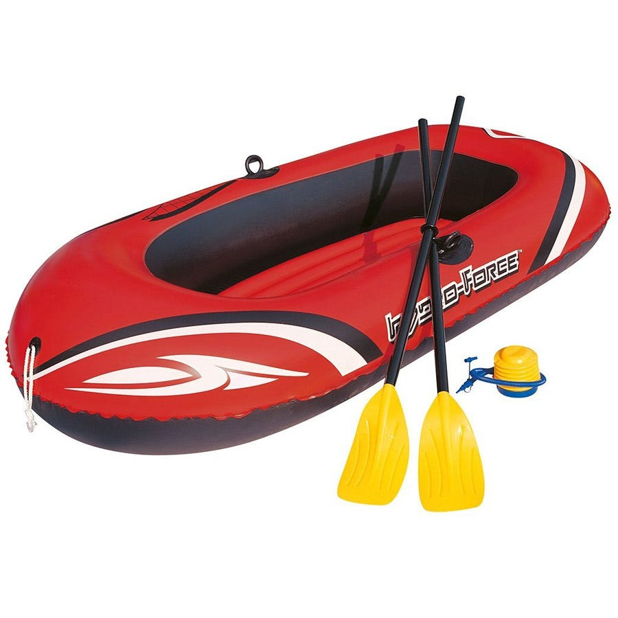 Compare cheap offers & prices of Charles Bentley 2 Seat Inflatable Dinghy Raft With Oars manufactured by Charles Bentley