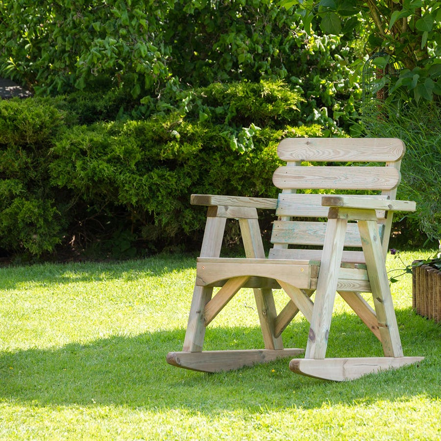 Image of Zest4Leisure Abbey Rocking Chair