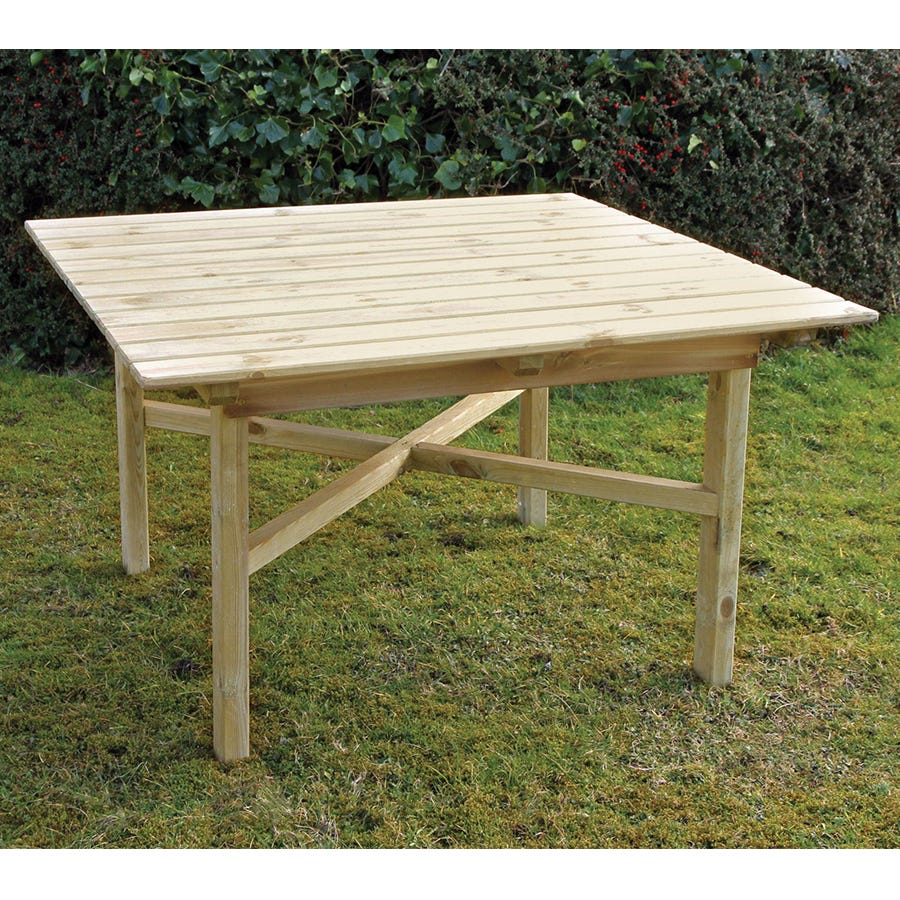 Image of Zest4Leisure Abbey Square Table