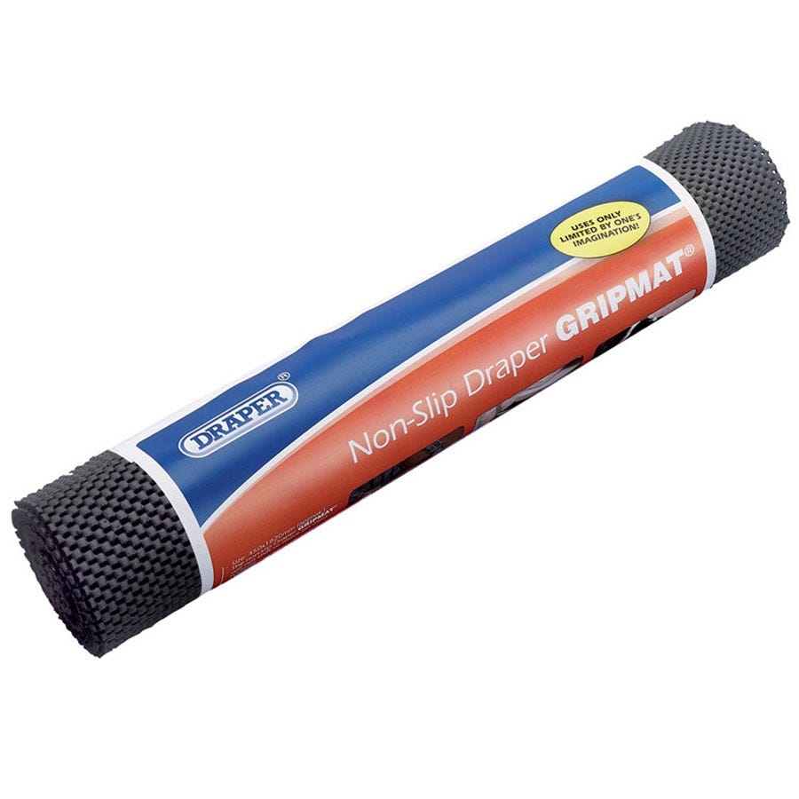450mm X 1820mm Roll Of Non-slip Draper Gripmat
