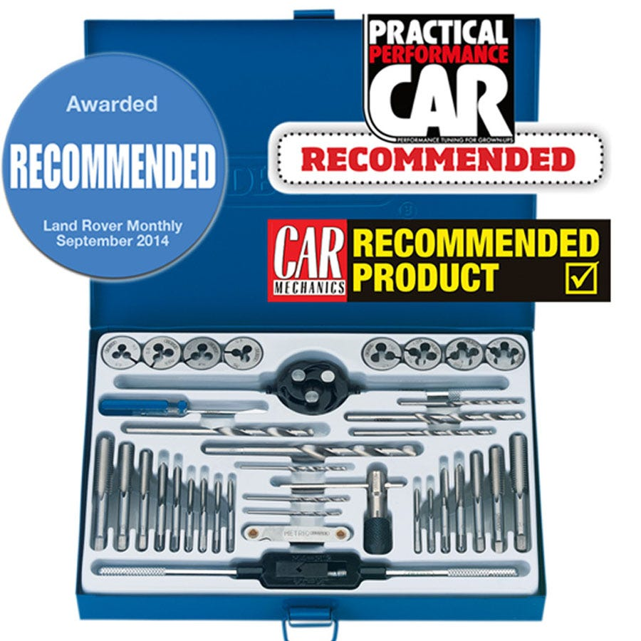 Compare prices for Draper 37 Piece Tap And Die Set