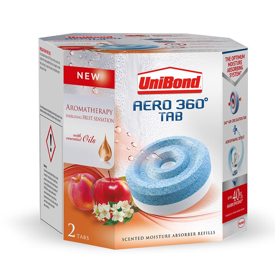 Image of UniBond Aero 360 Fruit Sensation Refills – 2 Pack