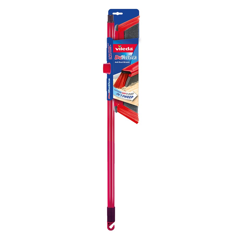 Image of Vileda DuActiva Anti-Dust Broom