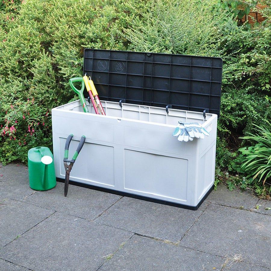Kingfisher 320L Garden Storage Chest