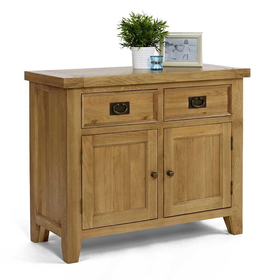 Ametis Elegance Oak Small Sideboard / Buffet (BUFFET ONLY)