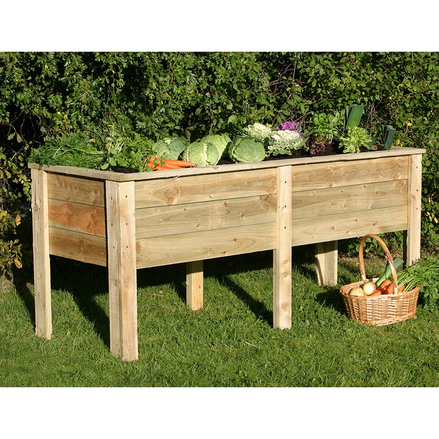 Compare prices for Zest4Leisure Deep Root Planter 1.8m