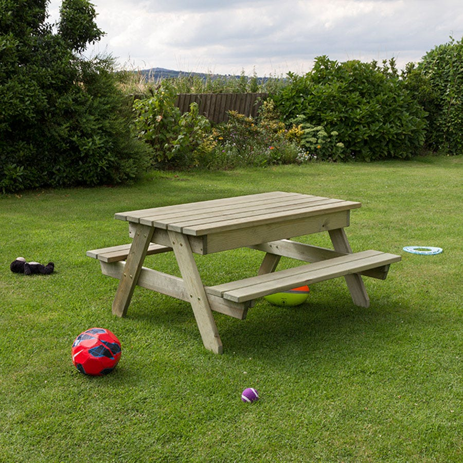 Image of Zest4Leisure Alice Picnic and Playtable