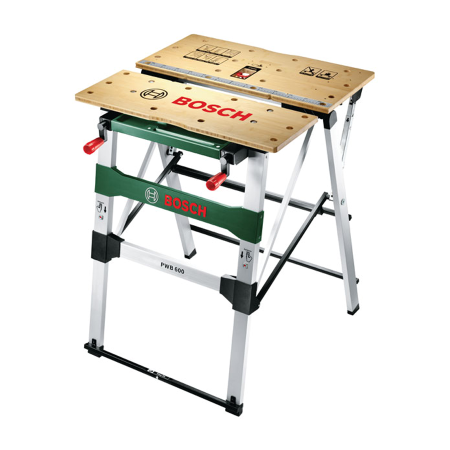 Compare cheap offers & prices of Bosch PWB 600 Workbench manufactured by Bosch