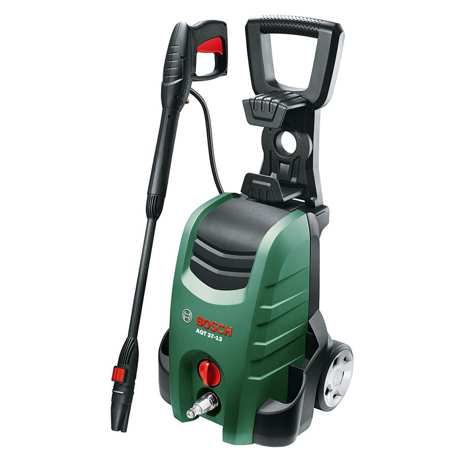 Compare retail prices of Bosch AQT 37-13+ 1700W High-Pressure Washer to get the best deal online