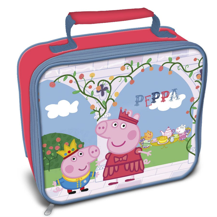 Compare cheap offers & prices of Peppa Pig Lunch Bag manufactured by Peppa Pig