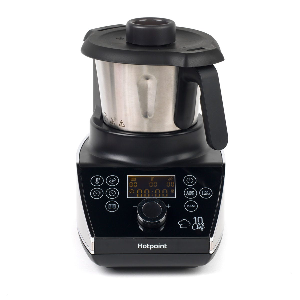 Hotpoint F100194 Ultimate Collection 10 Chef Multi-Cooker & Blender - Black