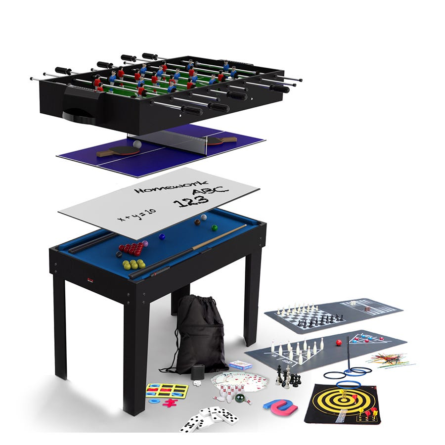 Compare cheap offers & prices of BCE 21 In 1 4 Multi Game Table manufactured by BCE
