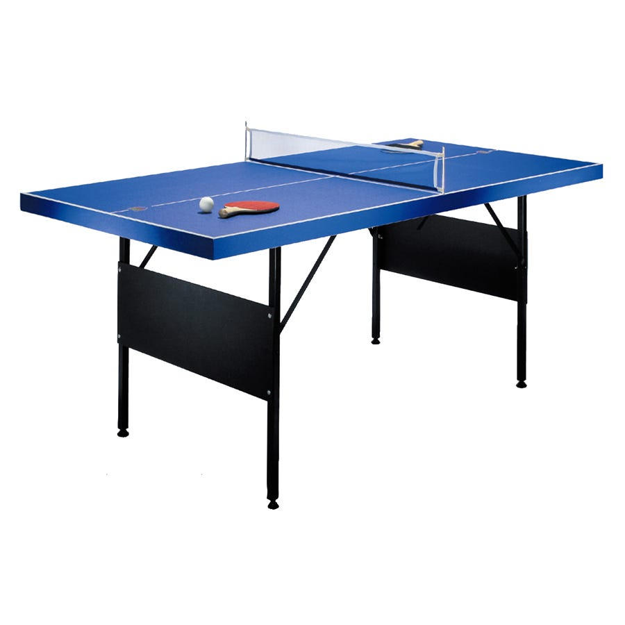 Compare prices for BCE 6 Foot Table Tennis Table With Folding Legs