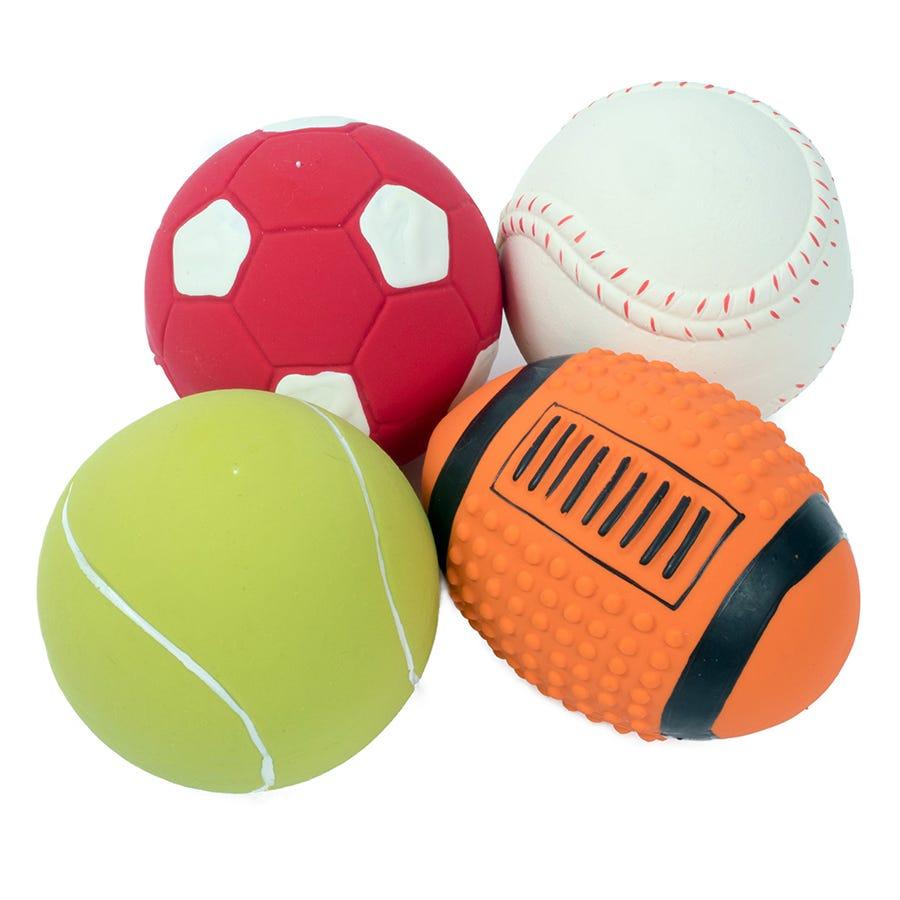 Robert Dyas Large Latex Balls - Assorted