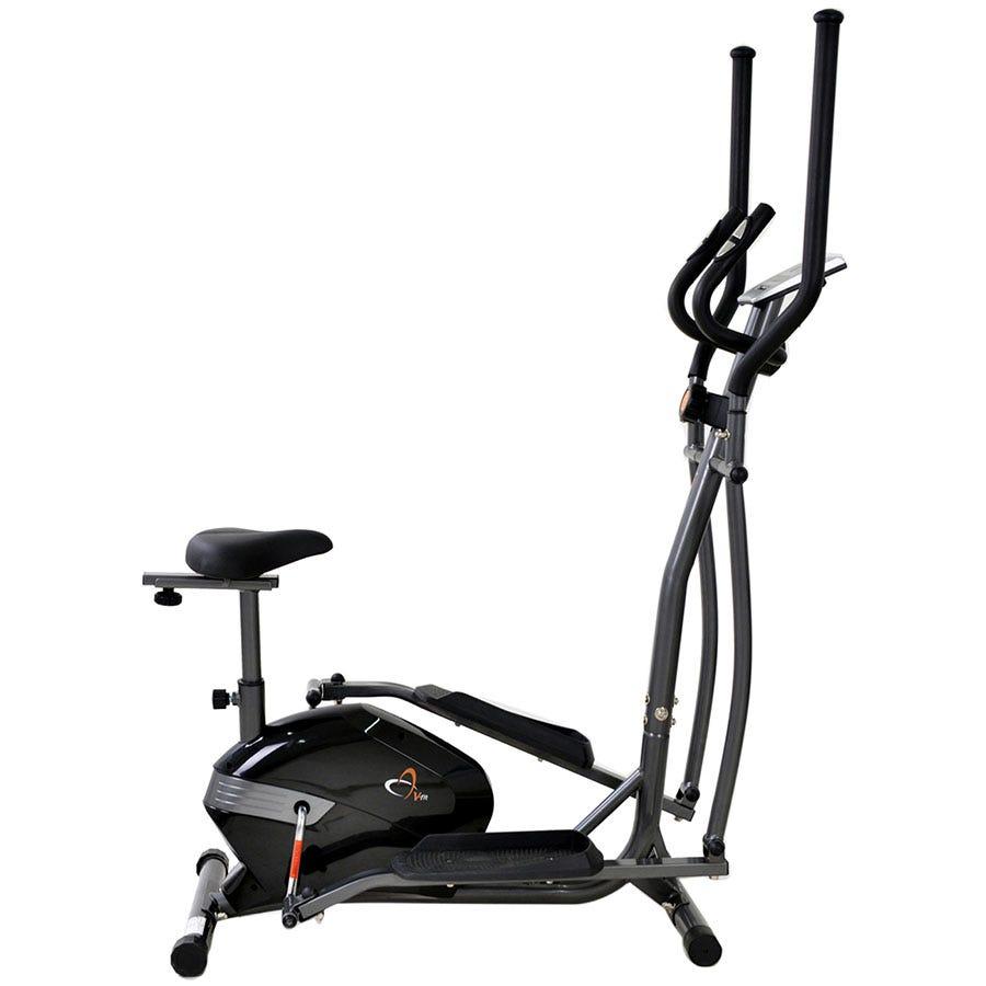 V-fit Al-16/1ce - Combo Magnetic Cycle-elliptical Trainer