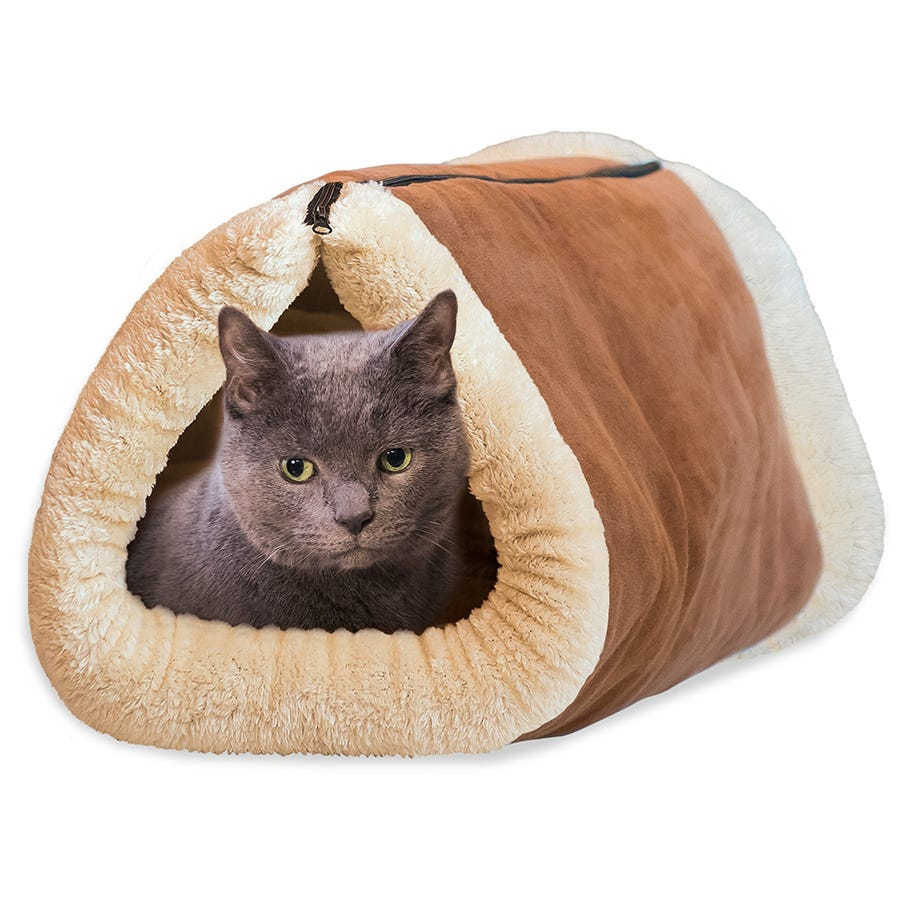 Compare cheap offers & prices of JML Kitty Shack 2-in-1 Cat Bed and Mat manufactured by JML