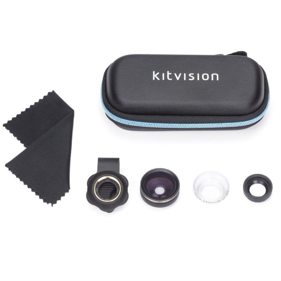 Kitvision 2-in-1 Smartphone Lens Set