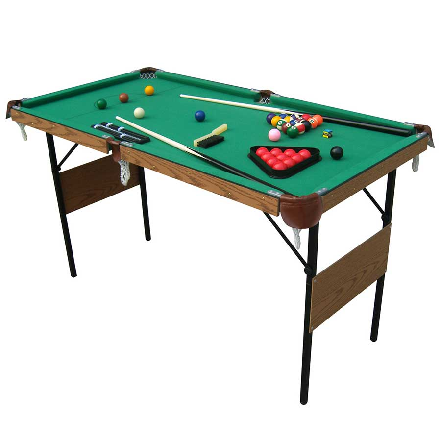 Compare cheap offers & prices of Charles Bentley 2-in1 Snooker and Pool Table manufactured by Charles Bentley