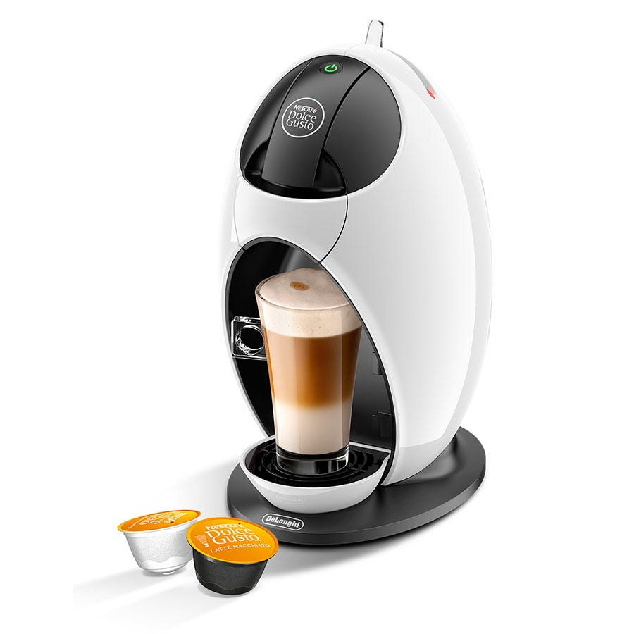Nescaf� Dolce Gusto By De'Longhi Jovia Coffee Machine - White
