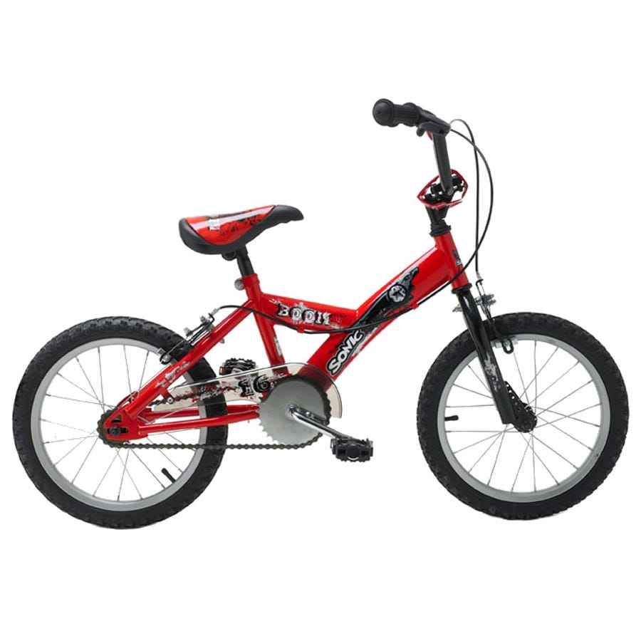 Compare prices for Sonic Boom 16 Inch Wheel Boys Bke Single Speed