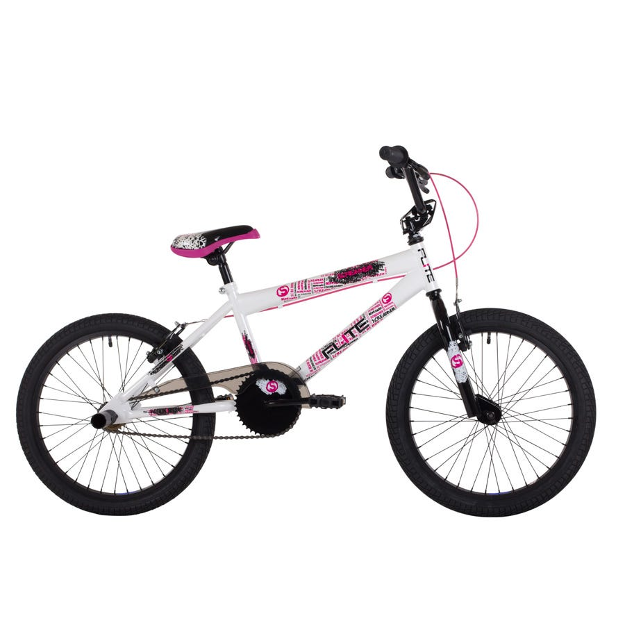 Compare prices for Flite Screamer BMX Bike And Pink