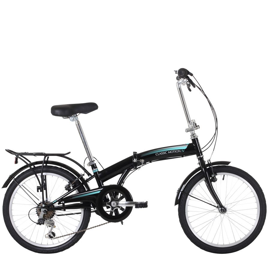 Compare prices for Classic Motion 6-Speed Compact Folding Bike With 20-Inch Wheels
