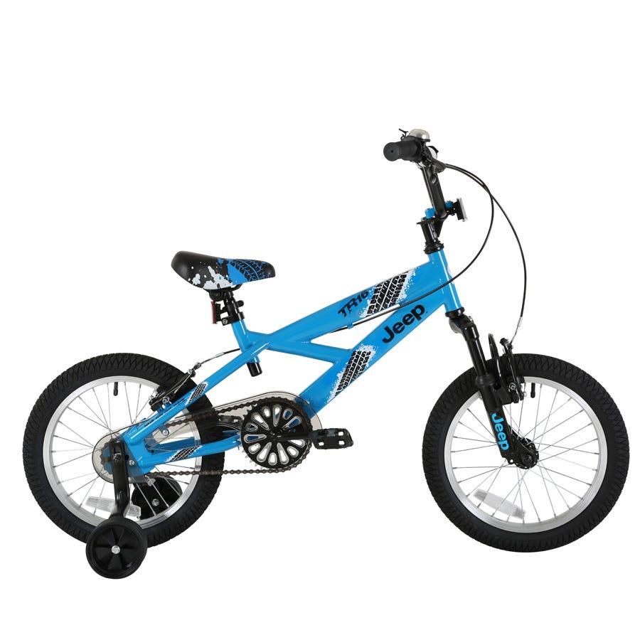Compare prices for Jeep TR16 16-Inch Wheel Junior Bike