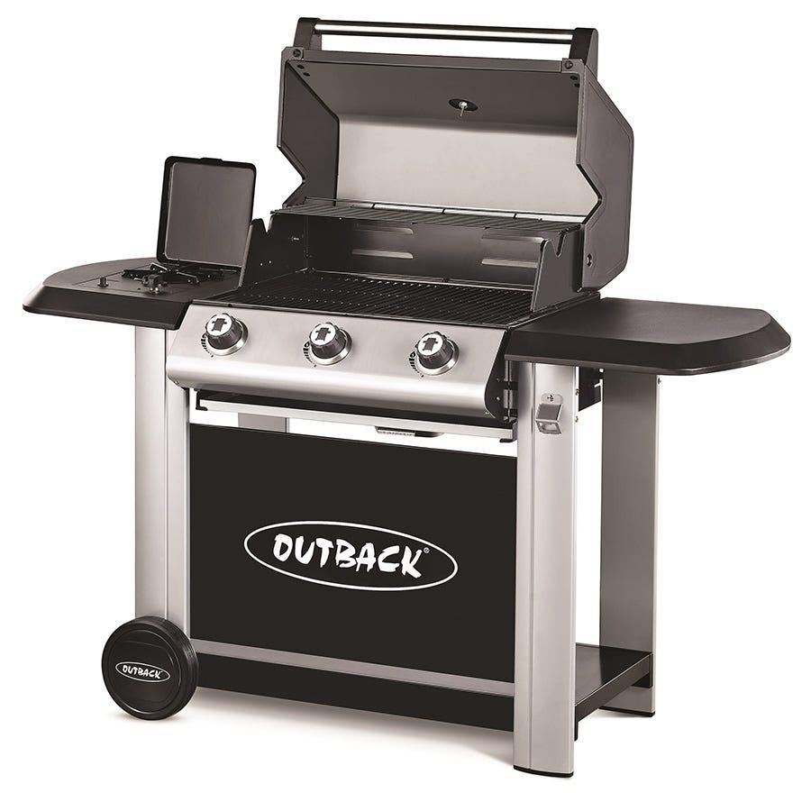 Image of Outback Magnum 3-Burner Gas BBQ