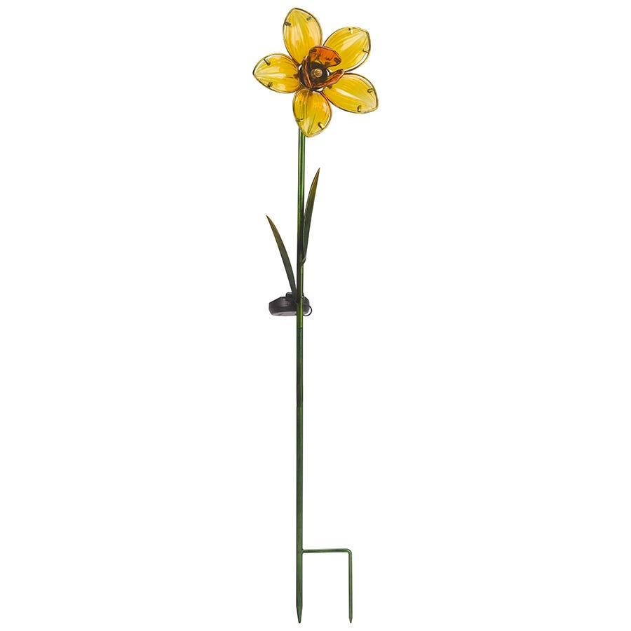 Smart Solar Daffodil Outdoor Solar Powered Garden Border Light