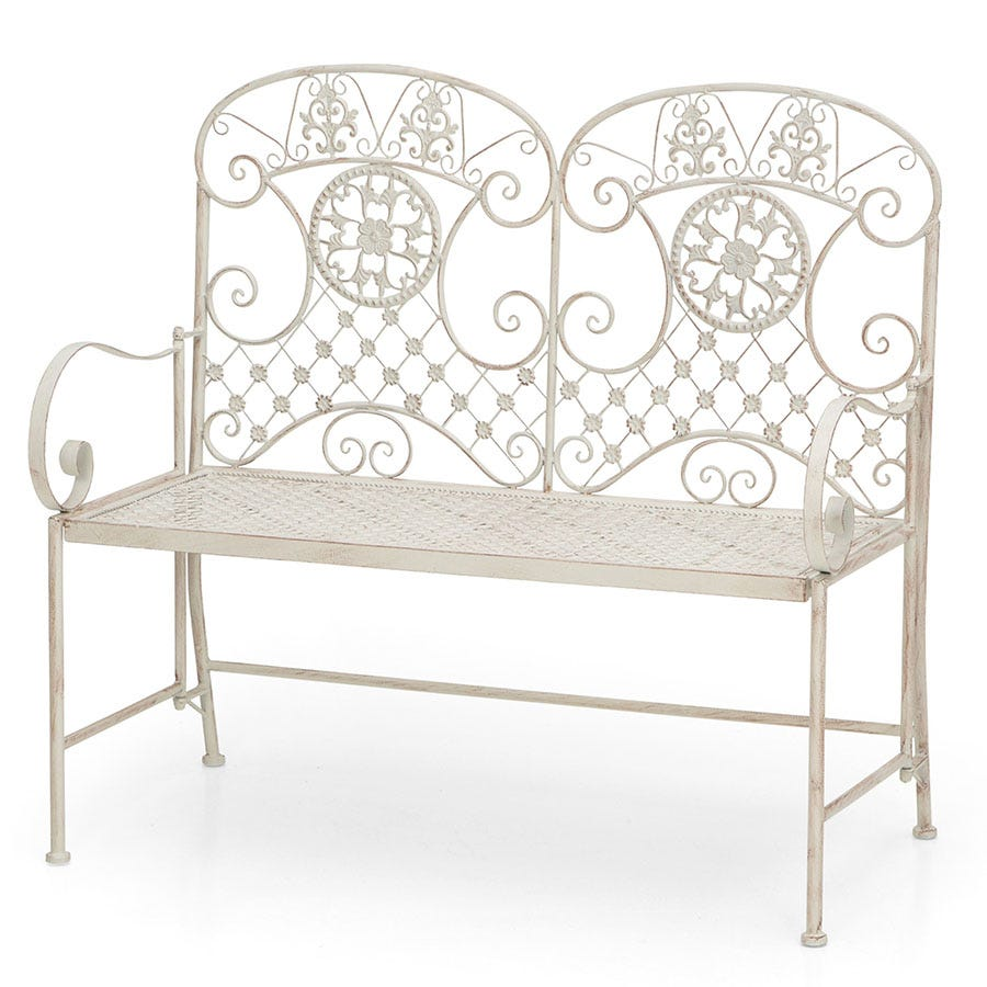 Compare prices for Amelia Lucia Two-Seat Bench