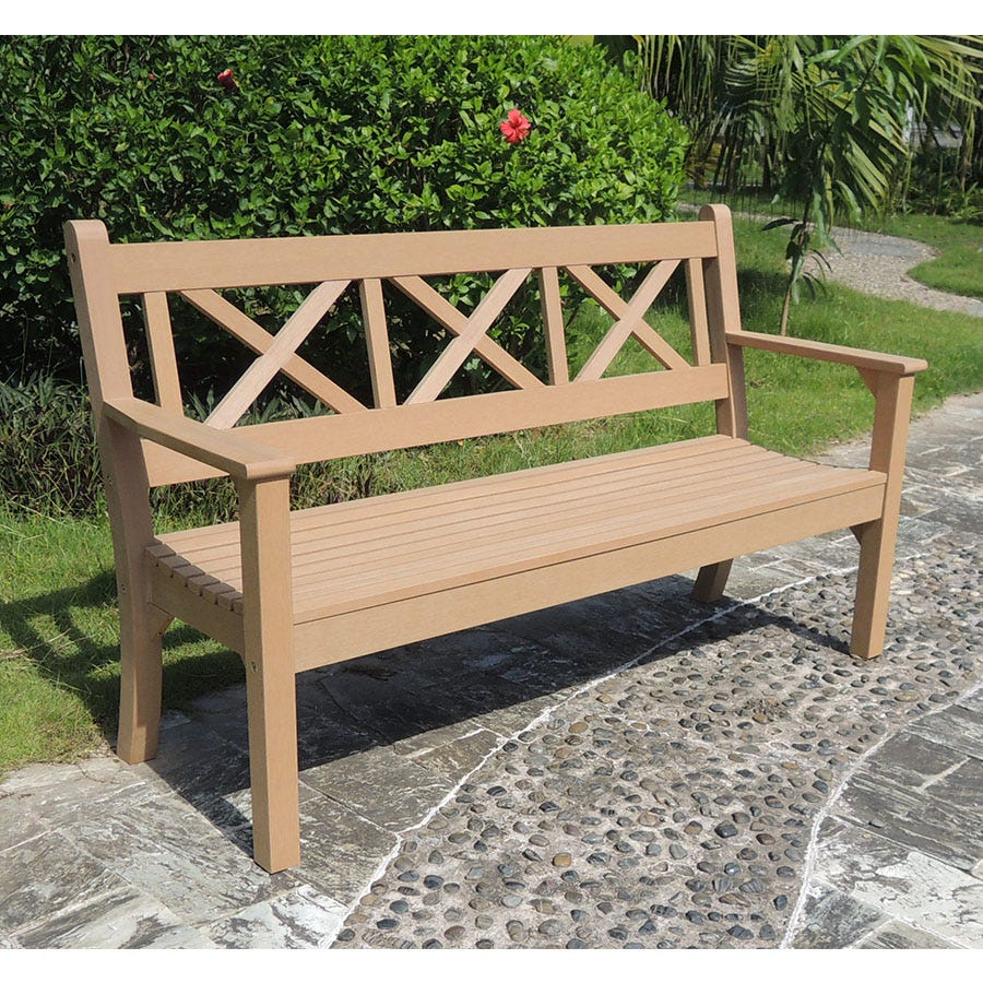 Compare prices for Maywick Winawood 3-Seater Bench