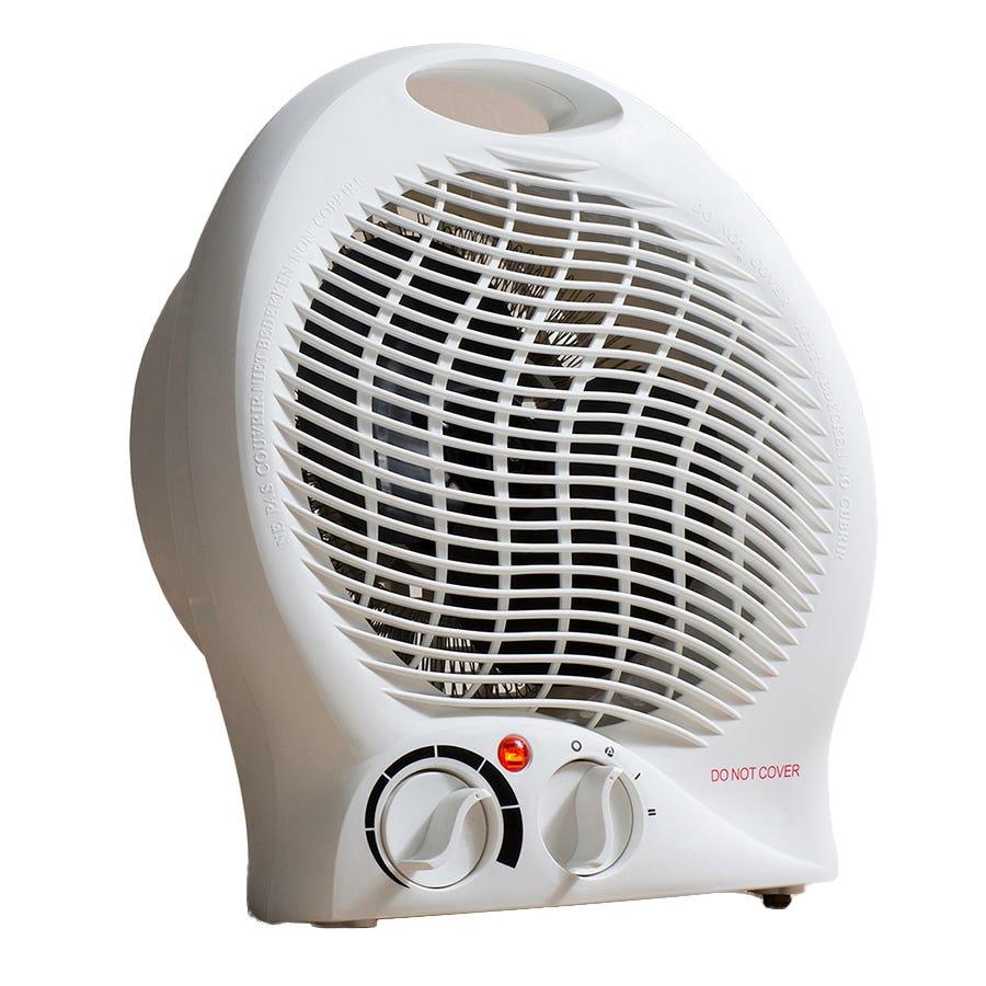 Image of Daewoo Upright 2000W Fan Heater