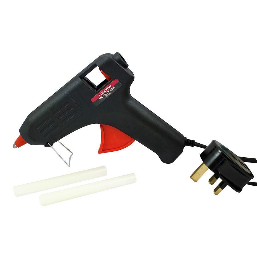 Compare prices for Dekton 40w Midi Hot Glue Gun