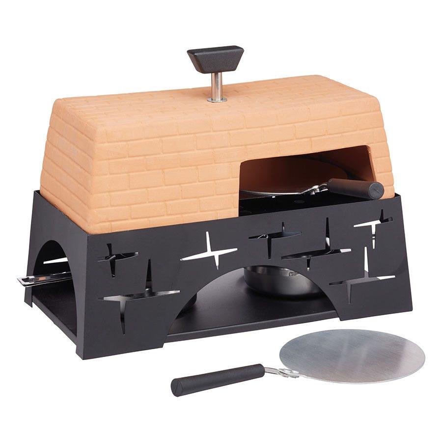 artesa mini tabletop pizza oven. Black Bedroom Furniture Sets. Home Design Ideas