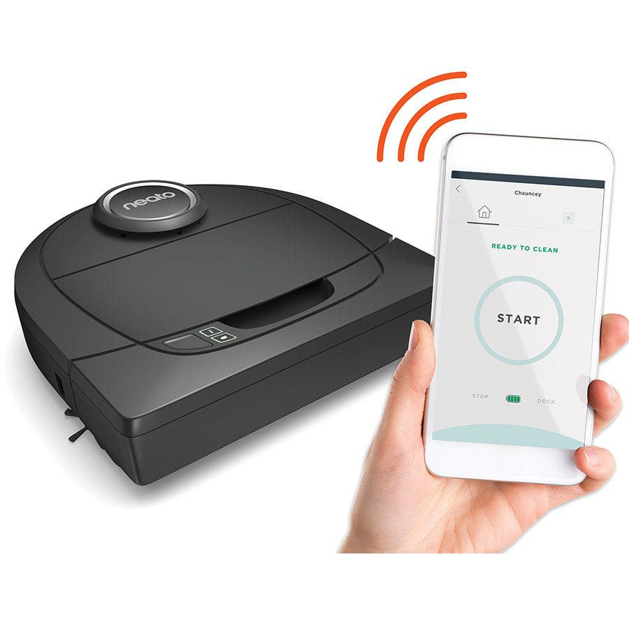 Compare prices for Neato Botvac Connected D5 LaserSmart Navigating Wi-Fi Robot Vacuum Cleaner