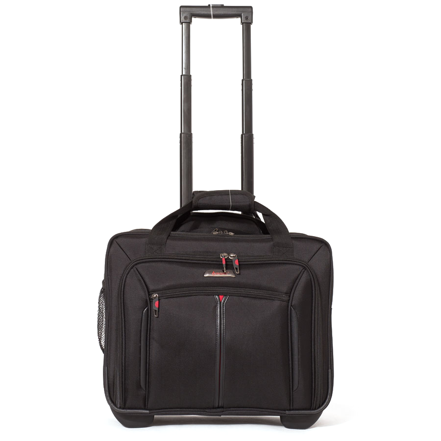 Compare prices for Aerolite Singapore Wheeled Travel Organiser Bag