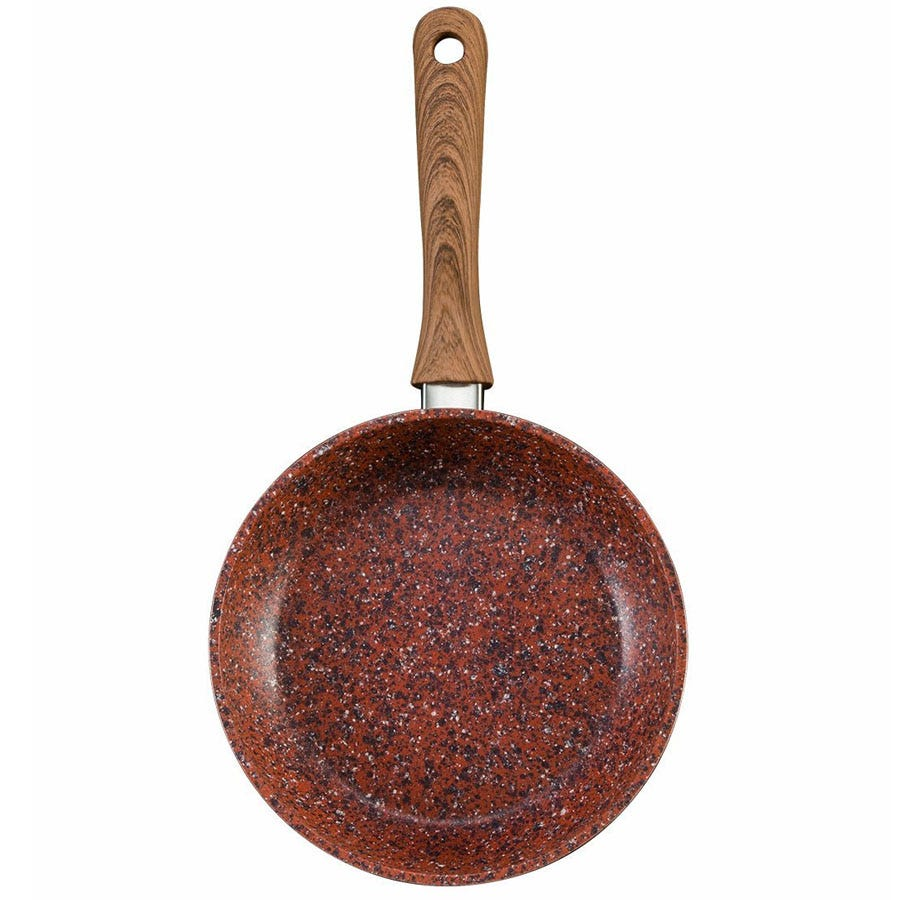 Compare retail prices of JML Copper Stone Non-Stick Frying Pan - 28cm to get the best deal online