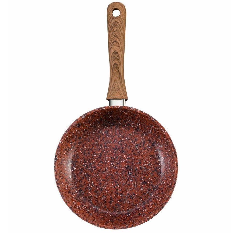 Compare prices for JML Copper Stone Non-Stick Frying Pan - 28cm