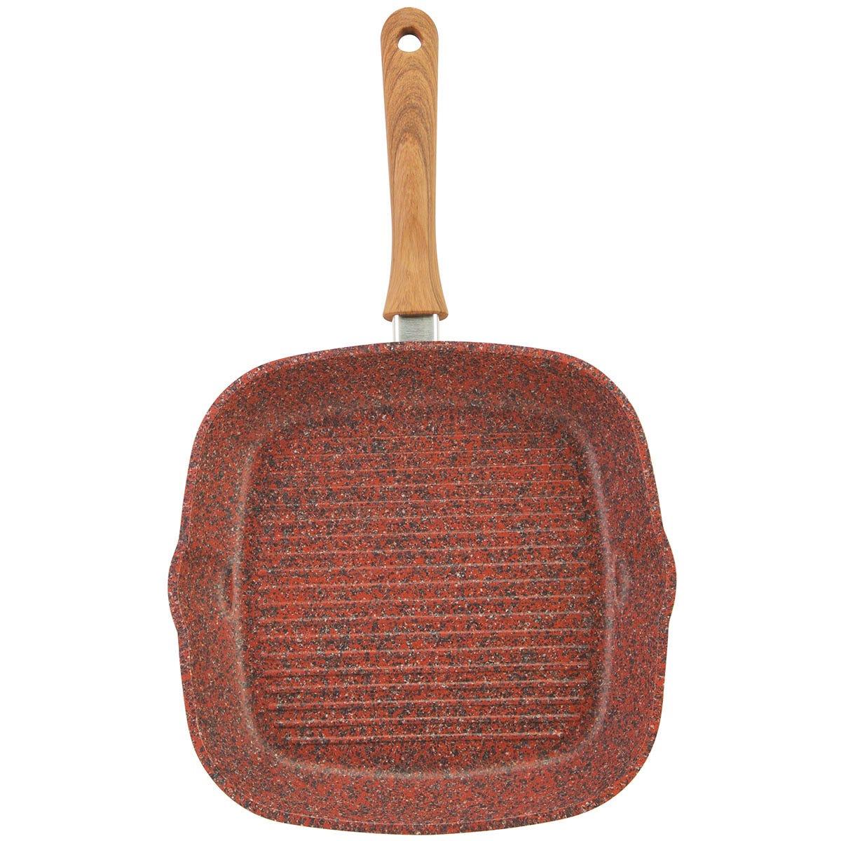 Jml Copper Stone Non Stick Frying Pan Set