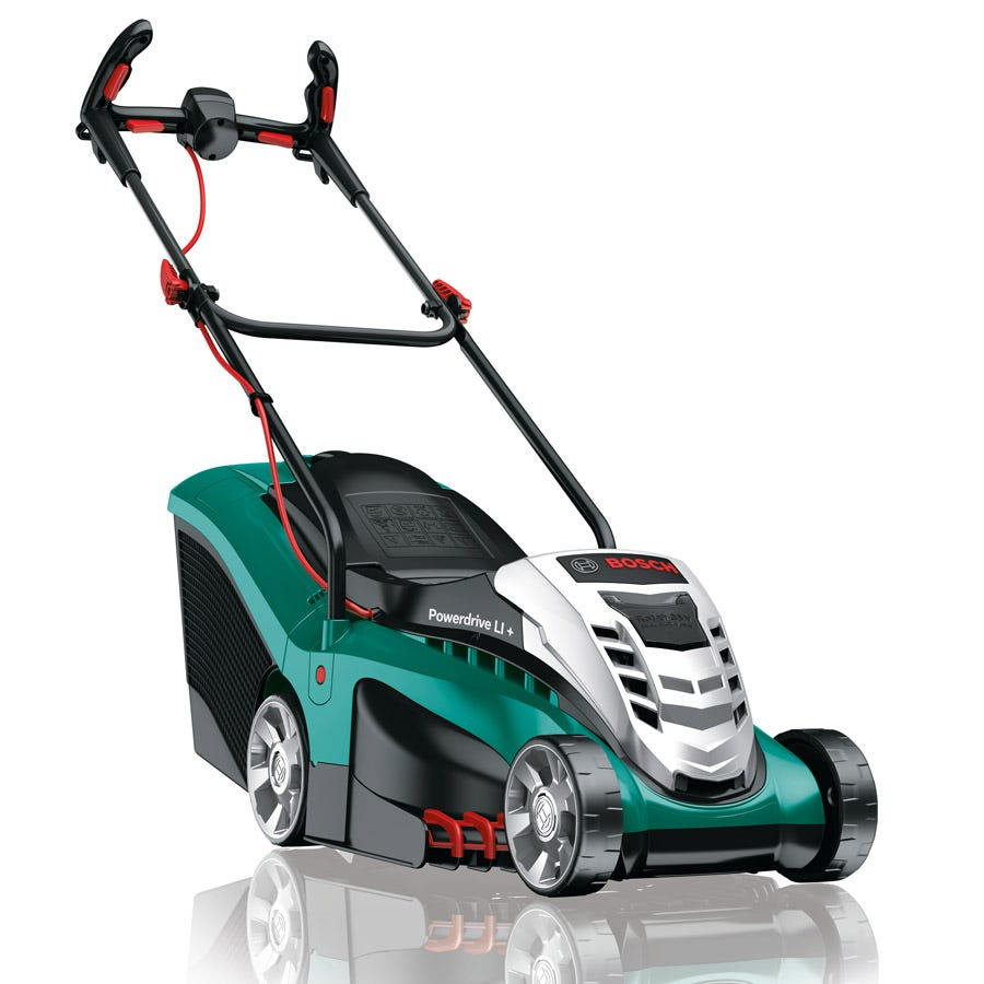 bosch rotak 37 li ergoflex cordless rotary mower. Black Bedroom Furniture Sets. Home Design Ideas